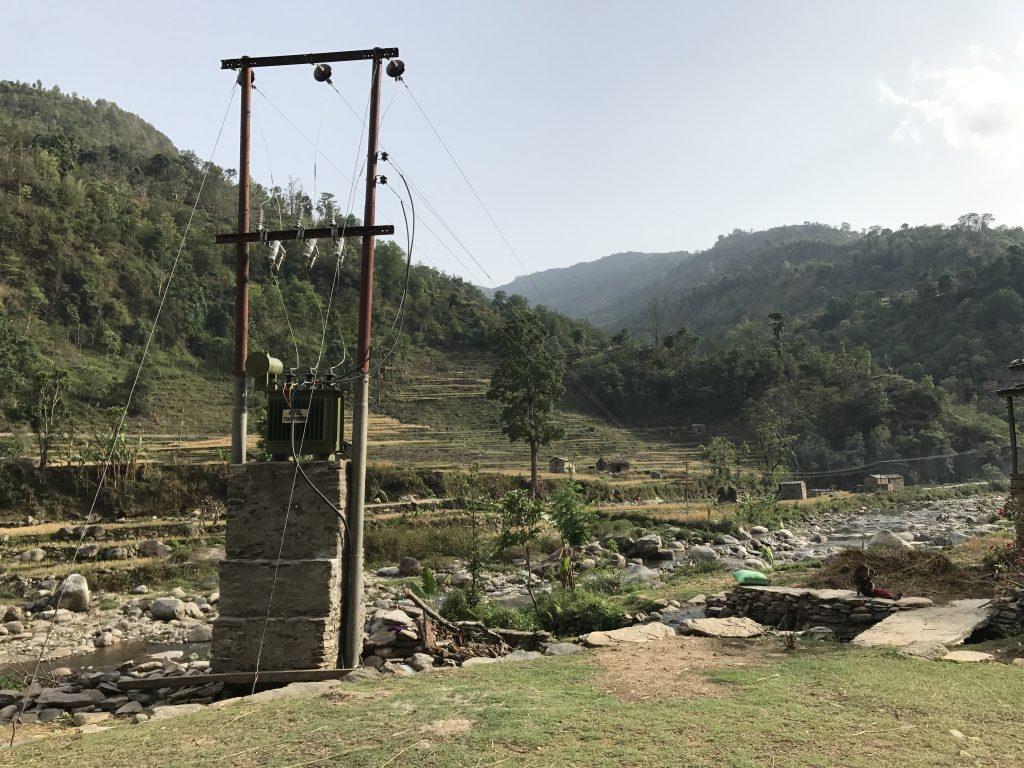 Robyn_M Microhydro_Nepal'18