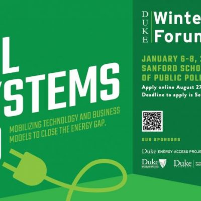 Winter Forum 2019: All Systems Go!