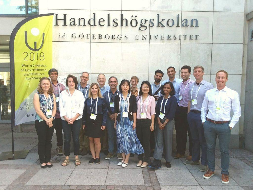 Team at World Congress