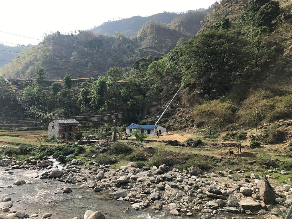 EAP in Nepal