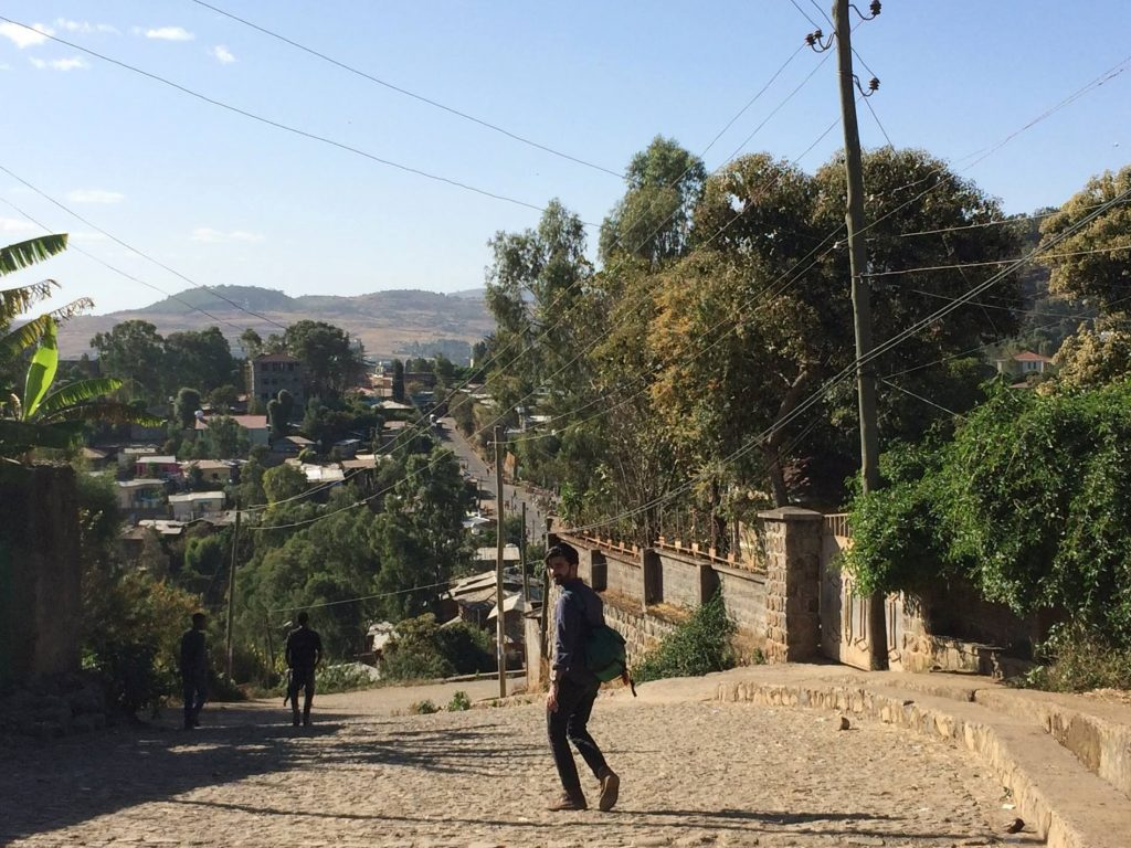 Faraz in Ethiopia
