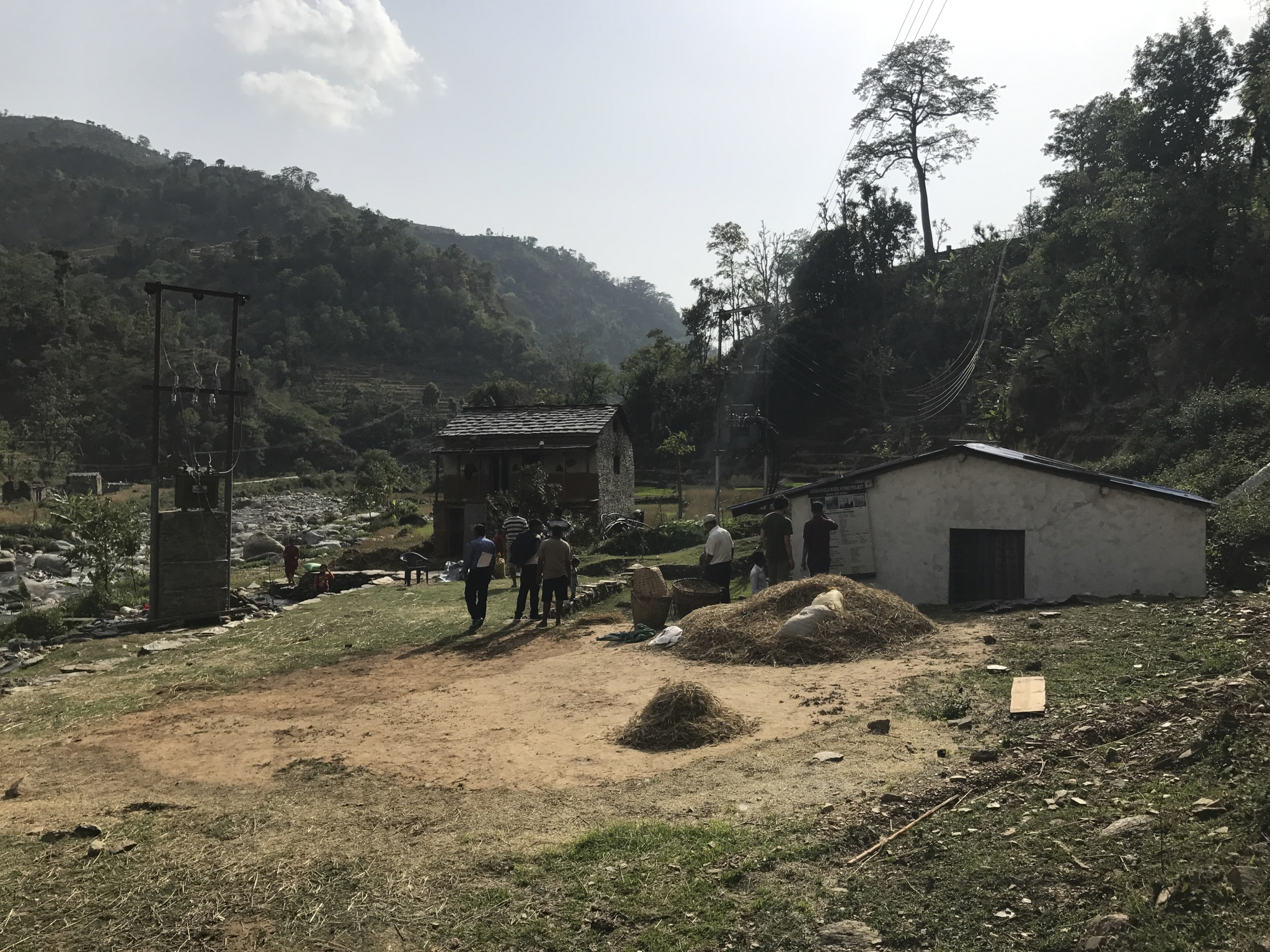 Ian Ferguson: Improving Nepal's Mini-Grid Technology