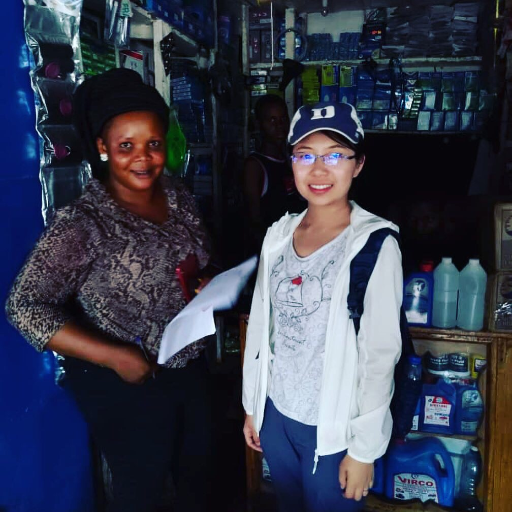 Yating Li: Demand Assessment and Productive Use in Sierra Leone