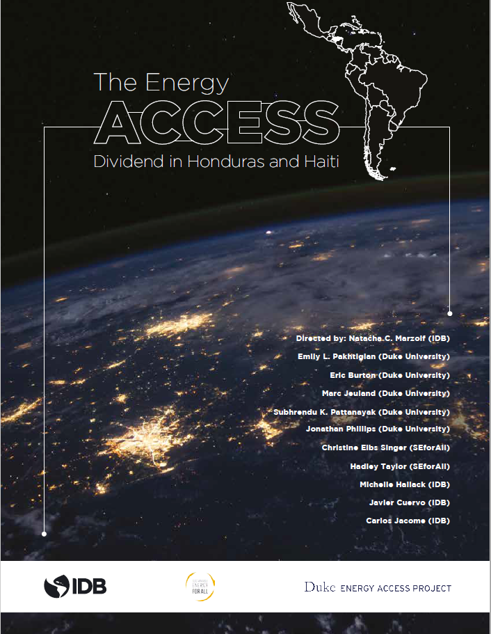 The Energy Access Dividend