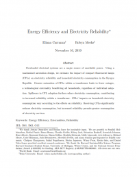 Energy Efficiency Paper