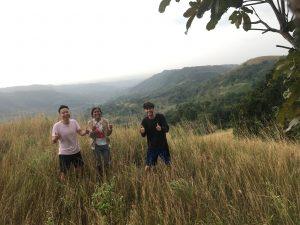 HikingwithEnglishTeacherRambuNita