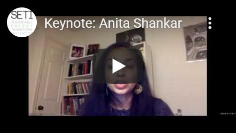Anita Shankar Keynote