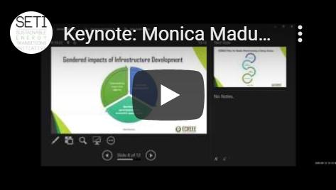Monica Maduekwe Keynote