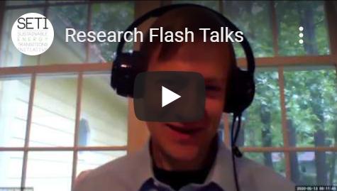 Researcher Flash Talks