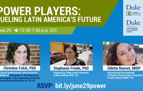 Power Players: Fueling Latin America's Future