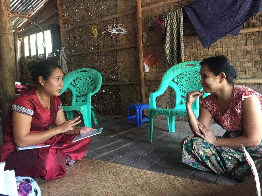 Gender and off-grid energy access in Myanmar