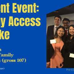 Student Event: Energy Access @ Duke